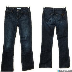 Joe's Muse Boot Cut Mid Rise Jeans 27